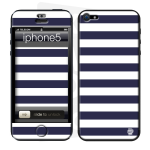 Skincover® iPhone 5 / 5S / 5SE - Mariniere