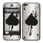 Skincover® iPhone 5 / 5S / 5SE - Ace Of Spade