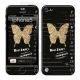 Skincover® iPhone 5 / 5S / 5SE - Butterfly Suspect By Paslier