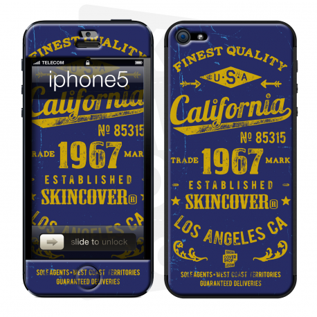 Skincover® iPhone 5 / 5S / 5SE - California