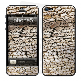 Skincover® iPhone 5 / 5S / 5SE - Design Wood