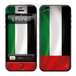 Skincover® iPhone 5 / 5S / 5SE - Emirats