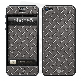 Skincover® iPhone 5 / 5S / 5SE - Metal 1