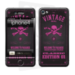 Skincover® iPhone 4/4S - Skull Paradise
