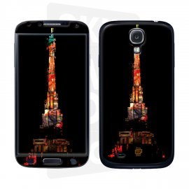 Skincover® Galaxy S4 - Paris & Art By Paslier