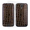 Skincover® Galaxy S4 - Croco Cuir