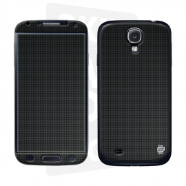 Skincover® Galaxy S4 - Carbon