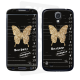 Skincover® Galaxy S4 - Butterfly Suspect By Paslier