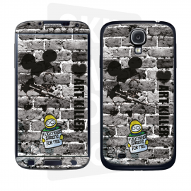 Skincover® Galaxy S4 - Art Killer