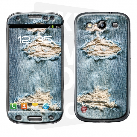 Skincover® Galaxy S3 - Blue Jeans