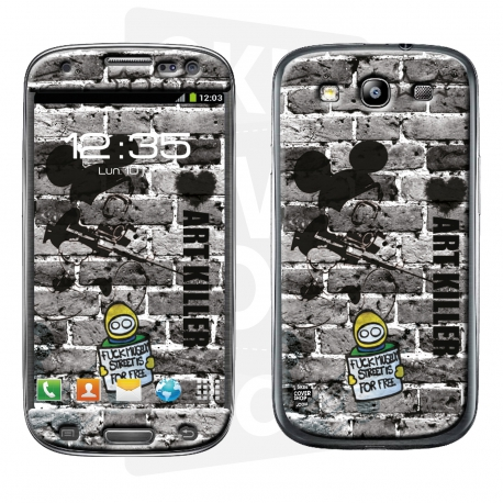 Skincover® Galaxy S3 - Art Killer