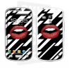 Skincover® Galaxy S3 Mini - Rouge Eclair