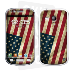 Skincover® Galaxy S3 Mini - Old Glory