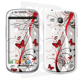 Skincover® Galaxy S3 Mini - Butterfly