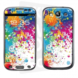 Skincover® Galaxy S3 - Abstr'Art