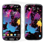 Skincover® Galaxy S3 - Abstr'Art 2