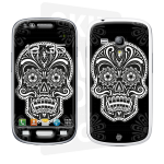 Skincover® Galaxy S3 Mini - Skull & Flower