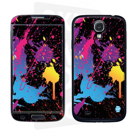 Skincover® Galaxy S4 - Abstr'Art 2