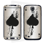 Skincover® Galaxy S4 - Ace Of Spade