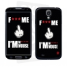 Skincover® Galaxy S4 - FM Mouse