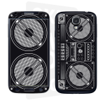 Skincover® Galaxy S4 - Ghetto Blaster