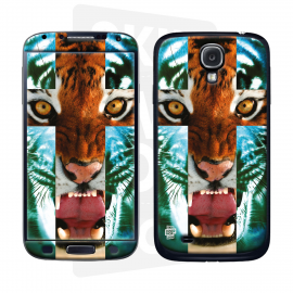 Skincover® Galaxy S4 - Tiger Cross