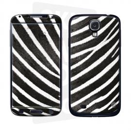 Skincover® Galaxy S4 - Zebre