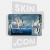 Skincard® Blue Jeans