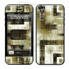 Skincover® iPhone 5 / 5S / 5SE - Vintage Paper