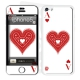 Skincover® iPhone 5C - Ace Of Heart