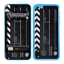 Skincover® iPhone 5C - Action