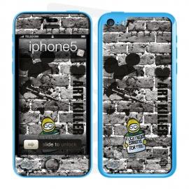 Skincover® iPhone 5C - Art Killer