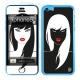 Skincover® iPhone 5C - Black Swan