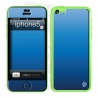 Skincover® iPhone 5C - Blue