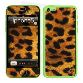 Skincover® iPhone 5C - Leopard