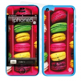 Skincover® iPhone 5C - Macarons
