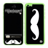 Skincover® iPhone 5C - Moustache W&B