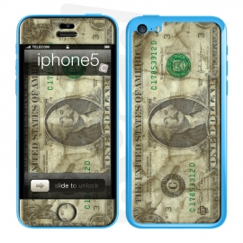 Skincover® iPhone 5C - One Dolls