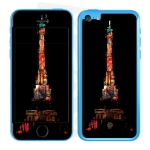 Skincover® iPhone 5C - Paris & Art By Paslier