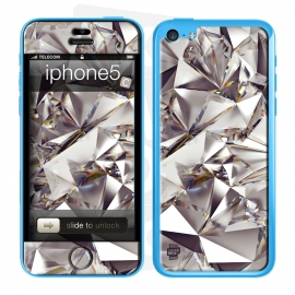 Skincover® iPhone 5C - Polygon