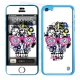 Skincover® iPhone 5C - Skull & Art