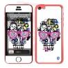 Skincover® iPhone 5C - Skull & Art