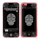 Skincover® iPhone 5C - Skull & Flower