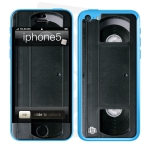 Skincover® iPhone 5C - VHS