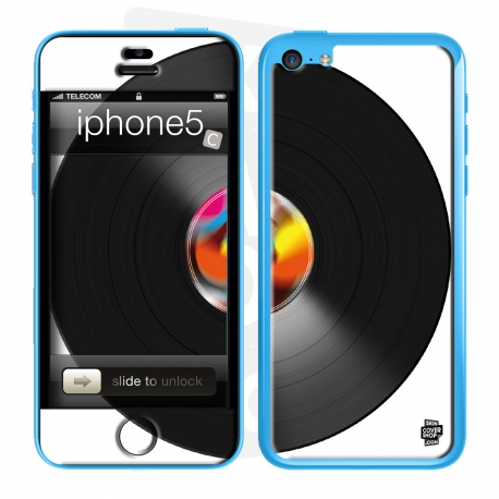 Skincover® iPhone 5C - Vinyl