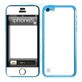Skincover® iPhone 5C - White