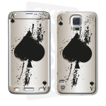 Skincover® Galaxy S5  - Ace Of Spade