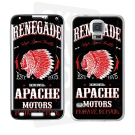 Skincover® Galaxy S5  - Apache Motor