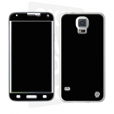 Skincover® Galaxy S5  - Black