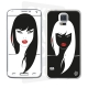 Skincover® Galaxy S5  - Black Swan
